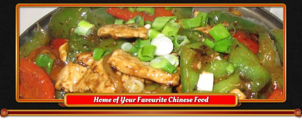Home of Your Favourite Chinese Food | Chicken and vegetables
